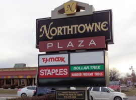 Northtowne Plaza Shopping Center and Office Suites
